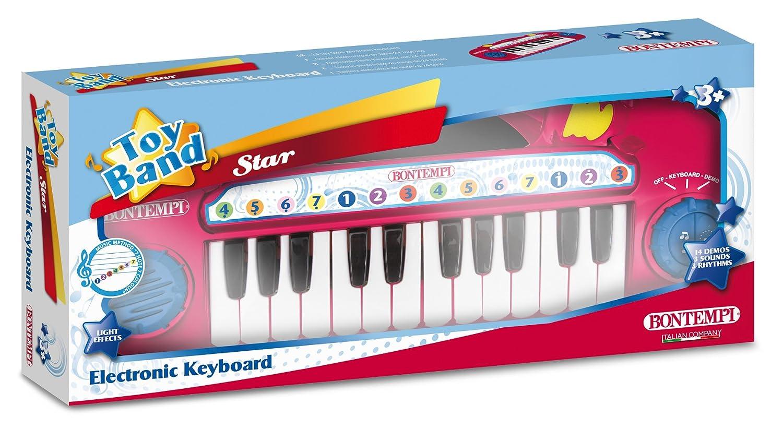 bontempi keyboard amazoncouk toys  games -