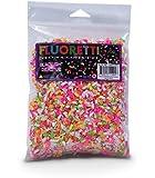 Fluoretti Blacklight Reactive Confetti Shred by Vibe - 1oz