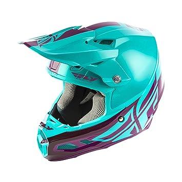 Fly Racing 2019 F2 Shield Carbon MIPS - Casco de Motocross para Adulto (57 a