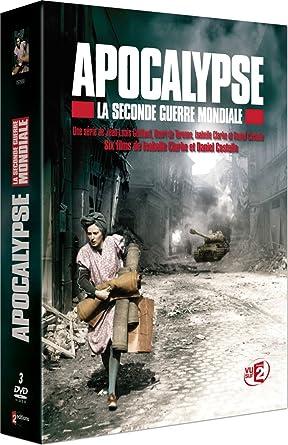 Amazon com: Apocalypse, the Second World War - 3 DVD Box Set