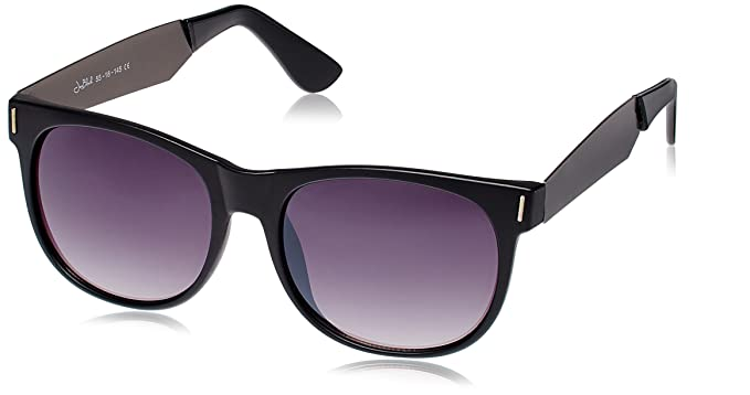 a5f05ed46c Image Unavailable. Image not available for. Colour  Joe Black Wayfarer  Unisex Sunglasses (Matte ...