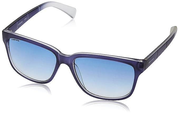 95bda8349b94 Image Unavailable. Image not available for. Colour  Fastrack Polarized  Wayfarer Women s Sunglasses - (P323BU2