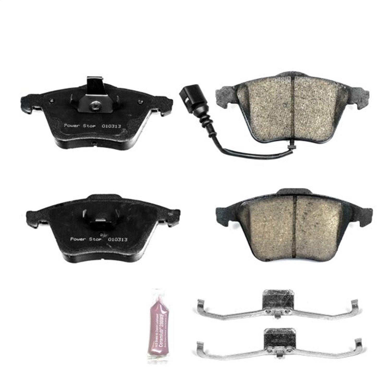 Z23 Evolution Sport Brake Pads Power Stop Front Z23-915C