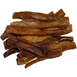 """Peppy Pooch Beef Tendons 5"""" Sticks – 12 Pack. All-Natural American Beef Chews for Dogs. Made in USA."""