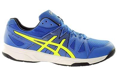 ASICS 2e512y-4207 Padel MAX - Zapatillas de Deporte para Hombre (Talla 6), Color Azul, Amarillo y Negro: Amazon.es: Deportes y aire libre