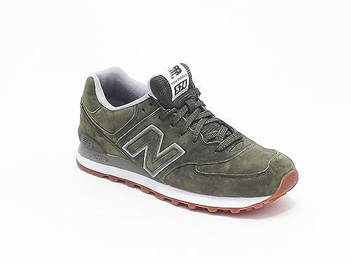 scarpe new balance uomo camoscio