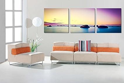 Dipingere Soggiorno : Huqi semplice frameless pittura soggiorno divano sfondo pittura