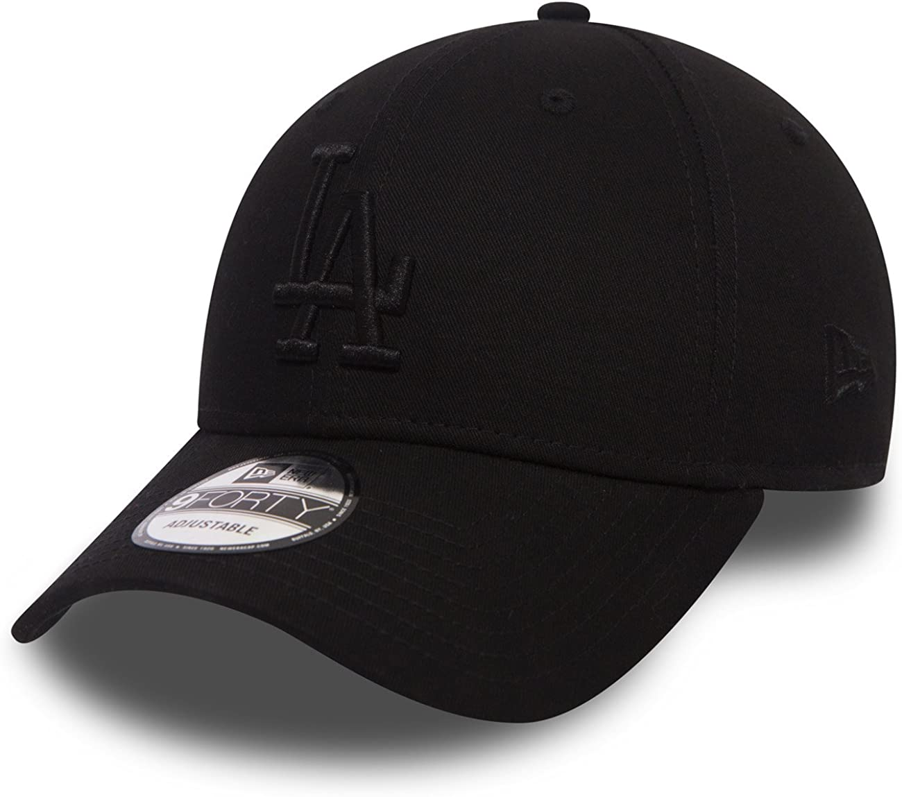 New Era Gorra para Hombre League Essential 940 Los Angeles Dodgers ...