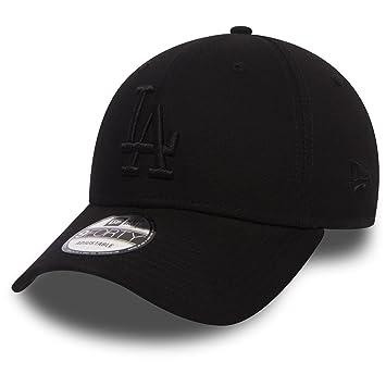 A NEW ERA Era Gorra para Hombre League Essential 940 Los Angeles Dodgers Color Negro, 9Forty, Talla única: Amazon.es: Deportes y aire libre