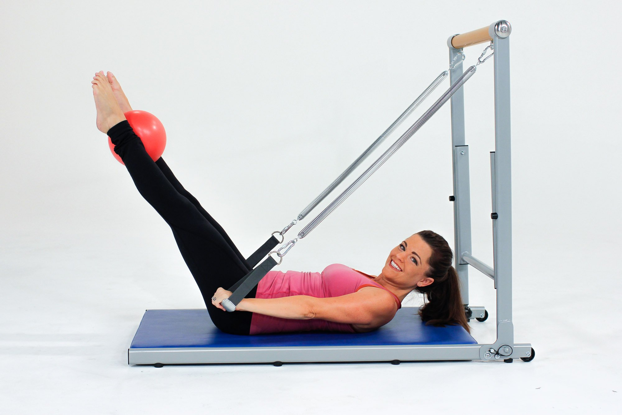 Beverely Hills Fitness Supreme Pilates Toning Tower with Ballet Barre Deluxe Package by Beverely Hills Fitness (Image #1)