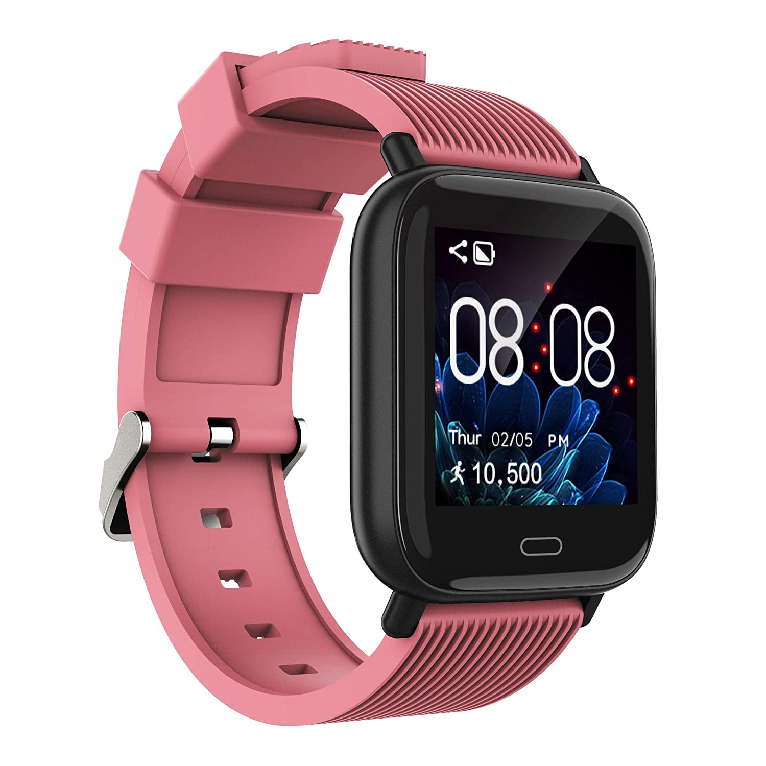 Amazon.com : Grist CC Smart Watch IP67 Waterproof Fitness ...