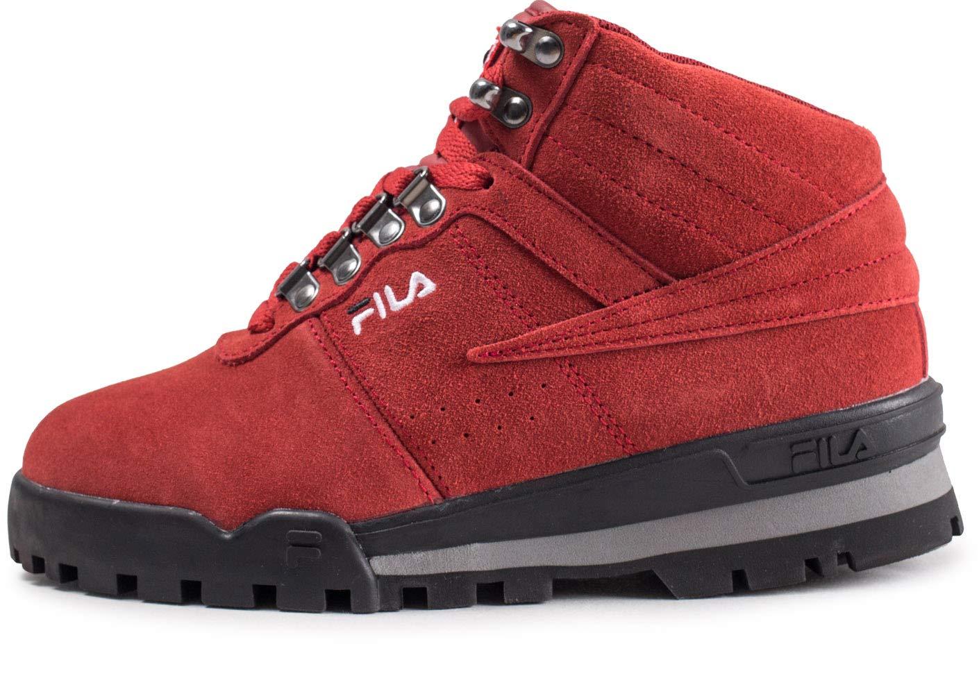 Fila Fitness Hiker Mid Wn's Pompeian rosso 10104354VK, Stivali - 39 EU
