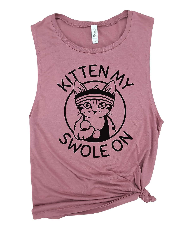 Holiday Shirt Women/'s Lifting Shirt Kettlebell Swings Are You Lifting Muscle Tank Crossfit Tank Funny Lifting Tank Christmas Gym Shirt