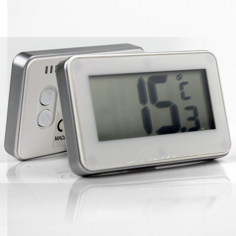 Ytian - Termómetro Digital para congelador, termómetro inalámbrico ...