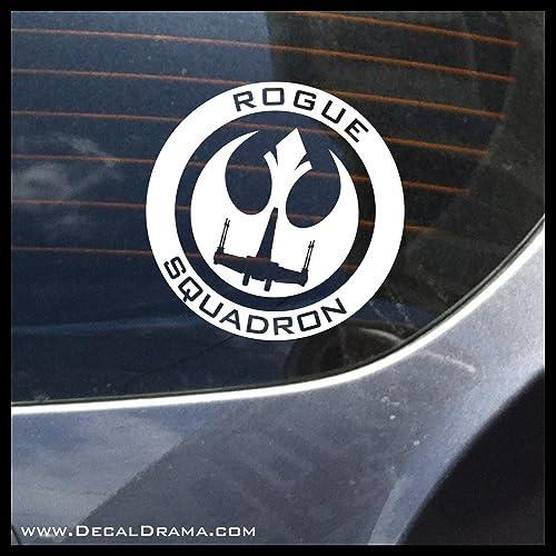 amazon com rogue squadron rebel alliance emblem small vinyl decal