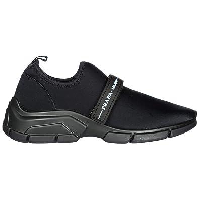 Prada Sneaker 1S016L 30K 38(DE) 38(IT) 38(EU): Amazon