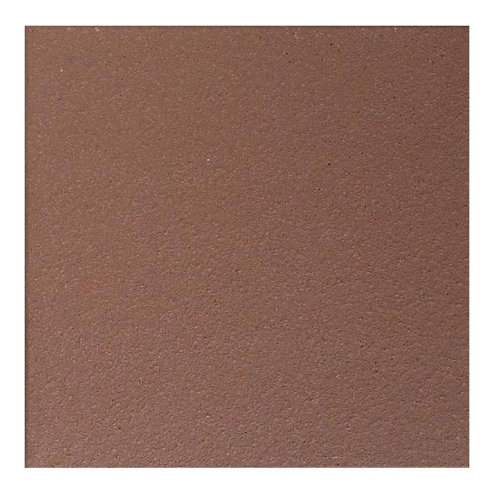 Quarry Diablo Red 8 in. x 8 in. Abrasive Ceramic Floor and Wall Tile (11.11 sq. ft. / case)