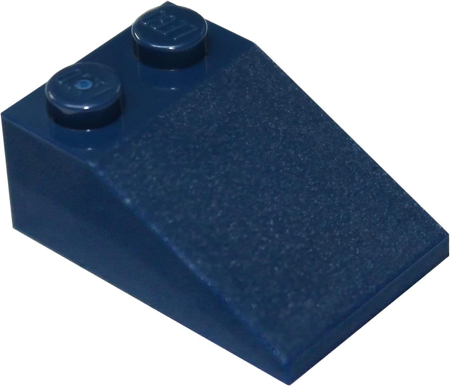 LEGO Parts and Pieces: Dark Blue (Earth Blue) 2x3 33 Slope x50