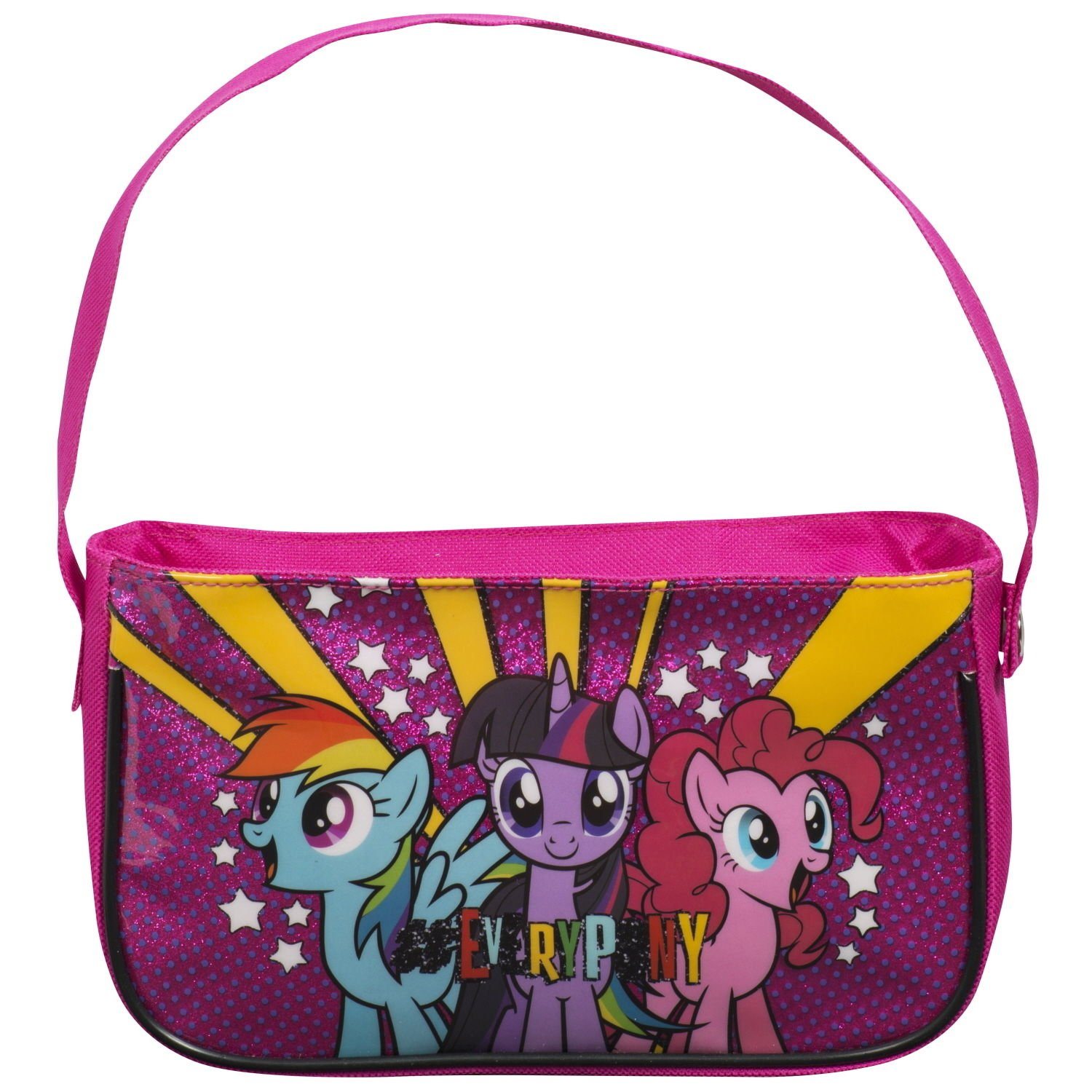 My Little Pony Shoulder Bag Girls MLP Hand Bag