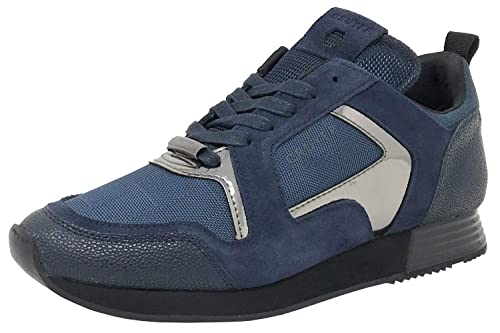 Cruyff Lusso CC6830183450, Zapatillas Deportivas, Hombre, Azul, 43: Amazon.es: Zapatos y complementos