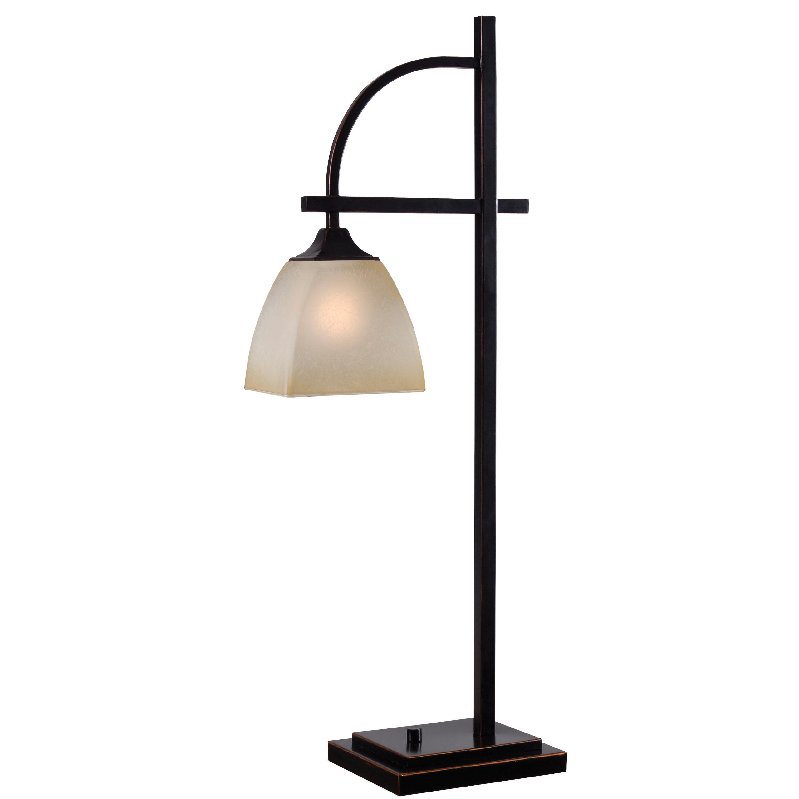 Kenroy Home 32290ORB Arch Table Lamp, 5'' x 5'' x 28'', Oil Rubbed Bronze Finish