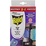 Raid Tarme Gel Multipack Lavanda - 6 Pezzi