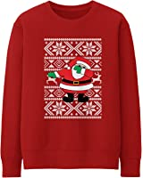 Santa Dabbing Christmas Sweater