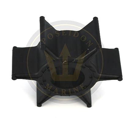 Amazon com: RECMAR Impeller for Yamaha F25 F30 F40 25 30 40 50 hp 2