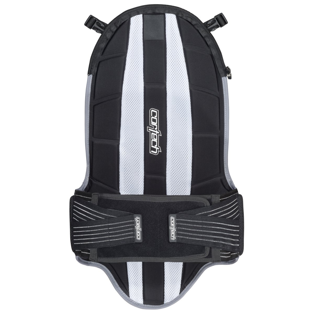 Cortech Accelerator Removable 5-Plate Back Protector, Black