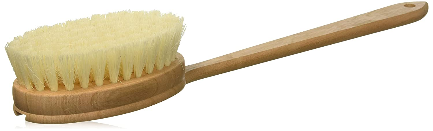 Bernard Jensen's Body Brush Natural Bristle Brush - 1 Brush Bernard Jensen' s 12031