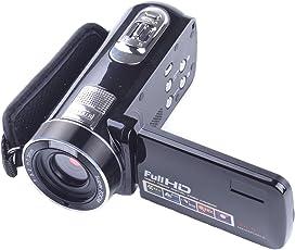 Heya Digital Video Camcorder hyf3blk visión nocturna por infrarrojos cámara 6,9cm TFT LCD Mini DV 24.0Mega fhd1920X 108018x zoom digital cámara grabadora de vídeo