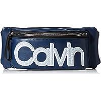 Calvin Klein Celia Vegan 皮革防水腰包