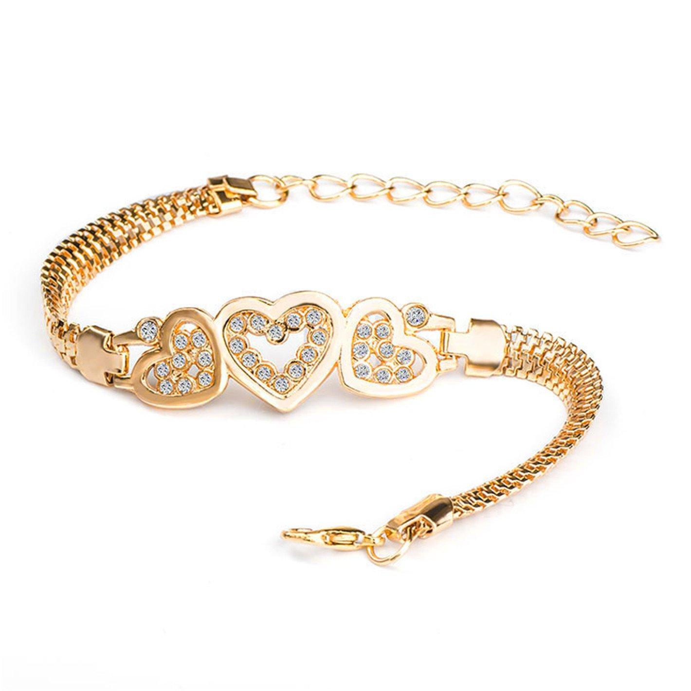 Olive Tayl Female Jewellry Accessories Multi-Designs Gold Color Alloy Crystal & Rhinestone Flash Cuff Chain wrap Bra
