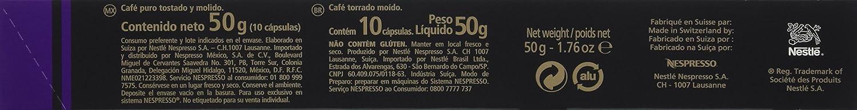Nespresso OriginalLine: Arpeggio, 30 Count: Amazon.com: Grocery & Gourmet Food