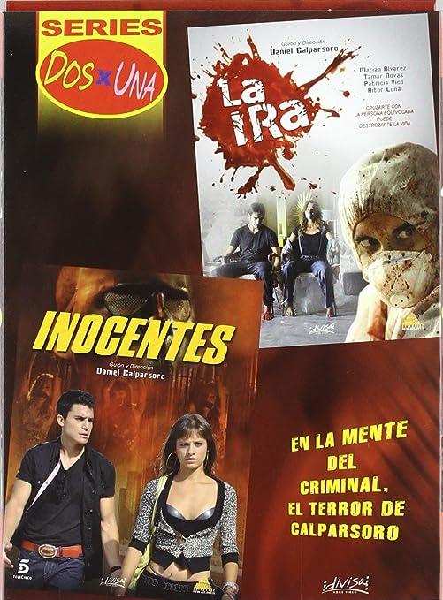 Amazon.com: Pack La Ira + Inocentes (Import Movie) (European Format - Zone 2) (2011) Marian Álvarez; Tamar Novas; Ángel: Movies & TV