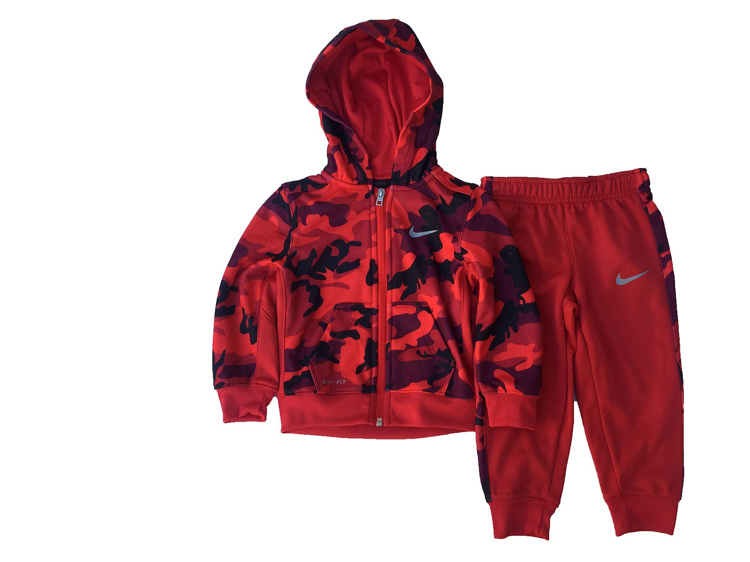 NIKE Boy's Futura Tricot Jacket and Pants Set