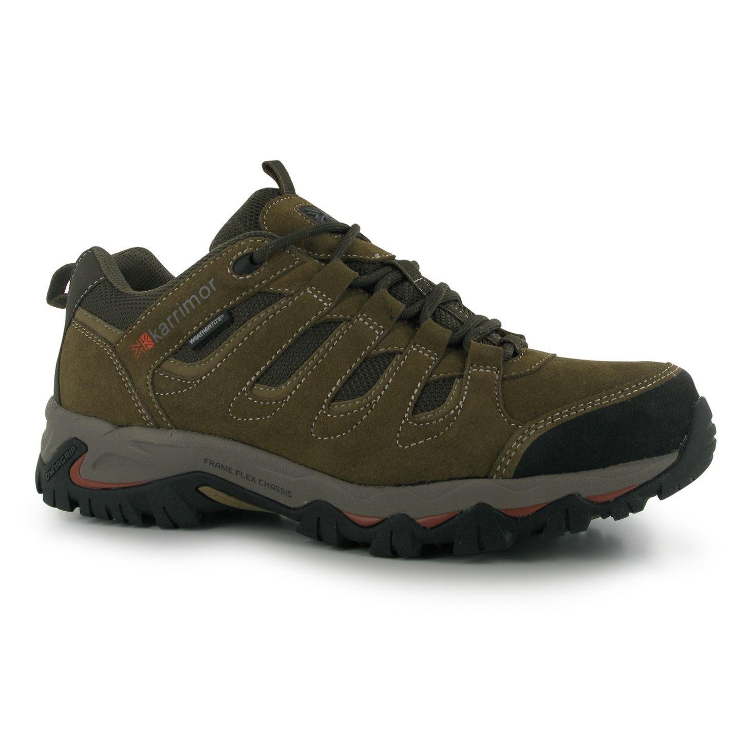 Karrimor Herren Mount Weathertite Wanderschuhe Wasserdicht Trekking Schuhe