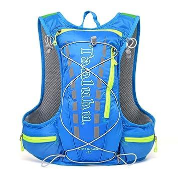 15L al aire libre Ciclismo Running bolsa de agua con mochila de hidratación para CamelBack paquetes para senderismo Camping ciclismo montañismo, ...