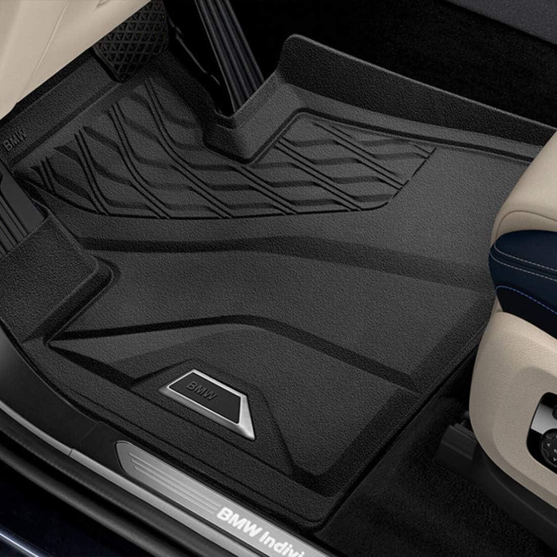 3W Alfombrillas para BMW X5 2019 de