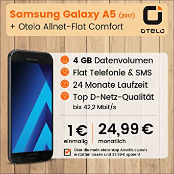 Samsung Galaxy A5 Touch Screen, 32GB Storage, Android: Amazon co uk