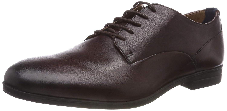 TALLA 41 EU. H by Hudson Axminster, Zapatos de Cordones Derby para Hombre