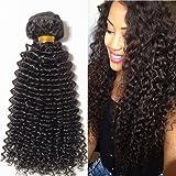 Extension Capelli Veri Tessitura Capelli Ricci Remy Human Hair Kinky Curly Extension Matassa 100g/Bundle
