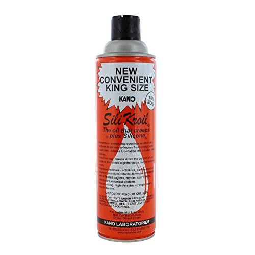 Kano Sili Kroil Penetrating Oil King Size, 16.5 Oz aerosol