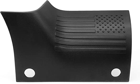 OKLEAD Cowl Body Armor Outer Cowling Cover Exterior Accessories Part for Jeep Wrangler Rubicon Sahara Jk Unlimited 2007-2018