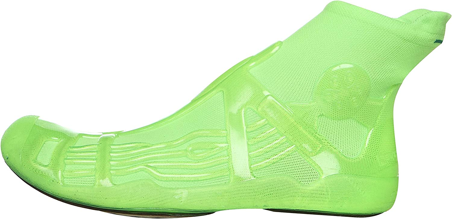 Zapatillas Barefoot Revolution, Soft Free Time Verde Fluorescente ...