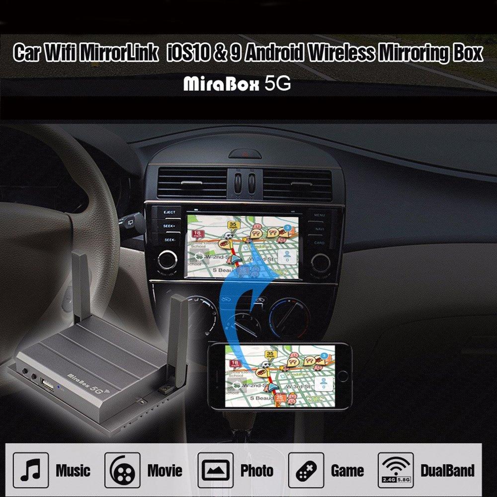 Generic 5G + 2.4G Auto Wifi drahtloser HDMI: Amazon.de: Elektronik