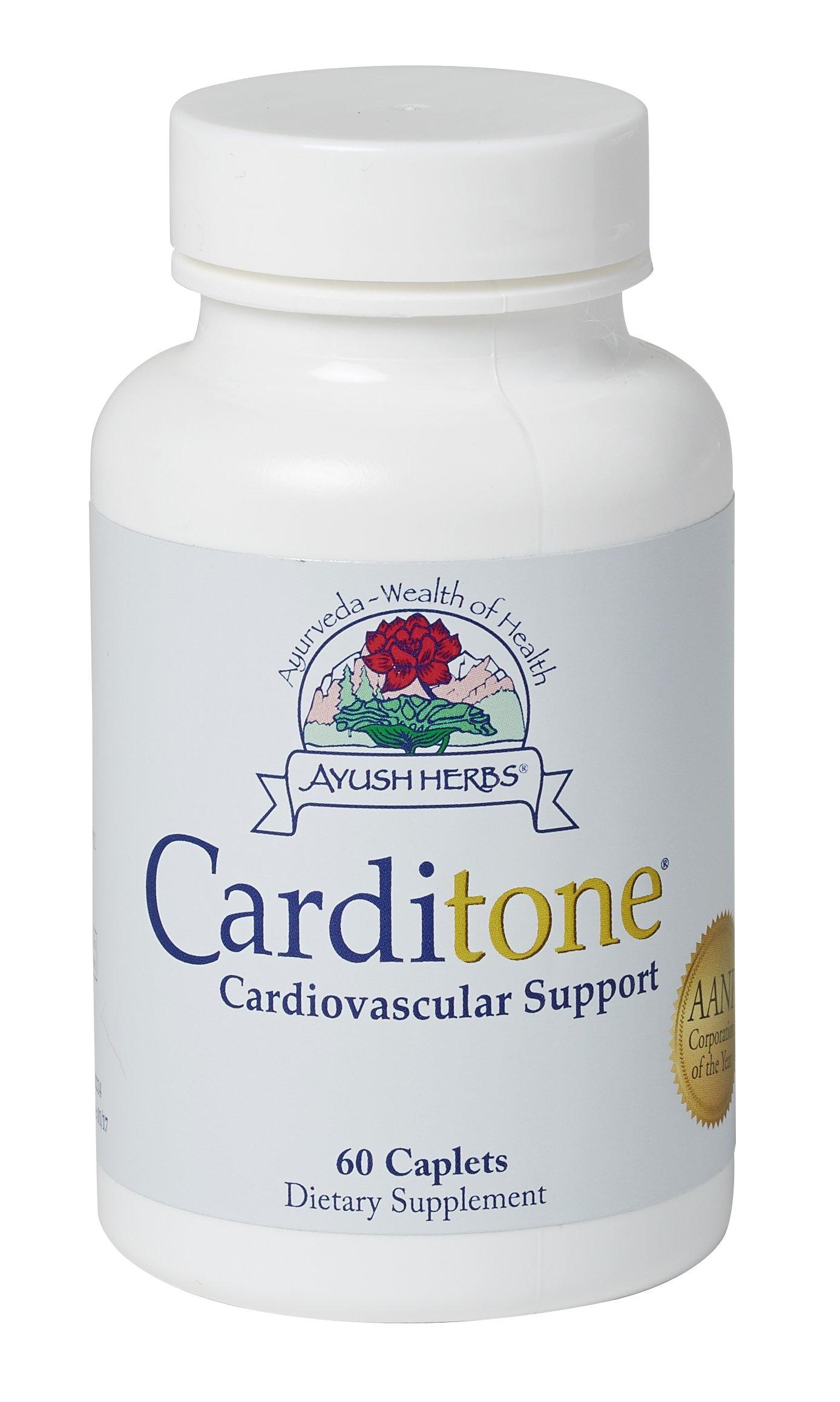 Carditone 60 caplets