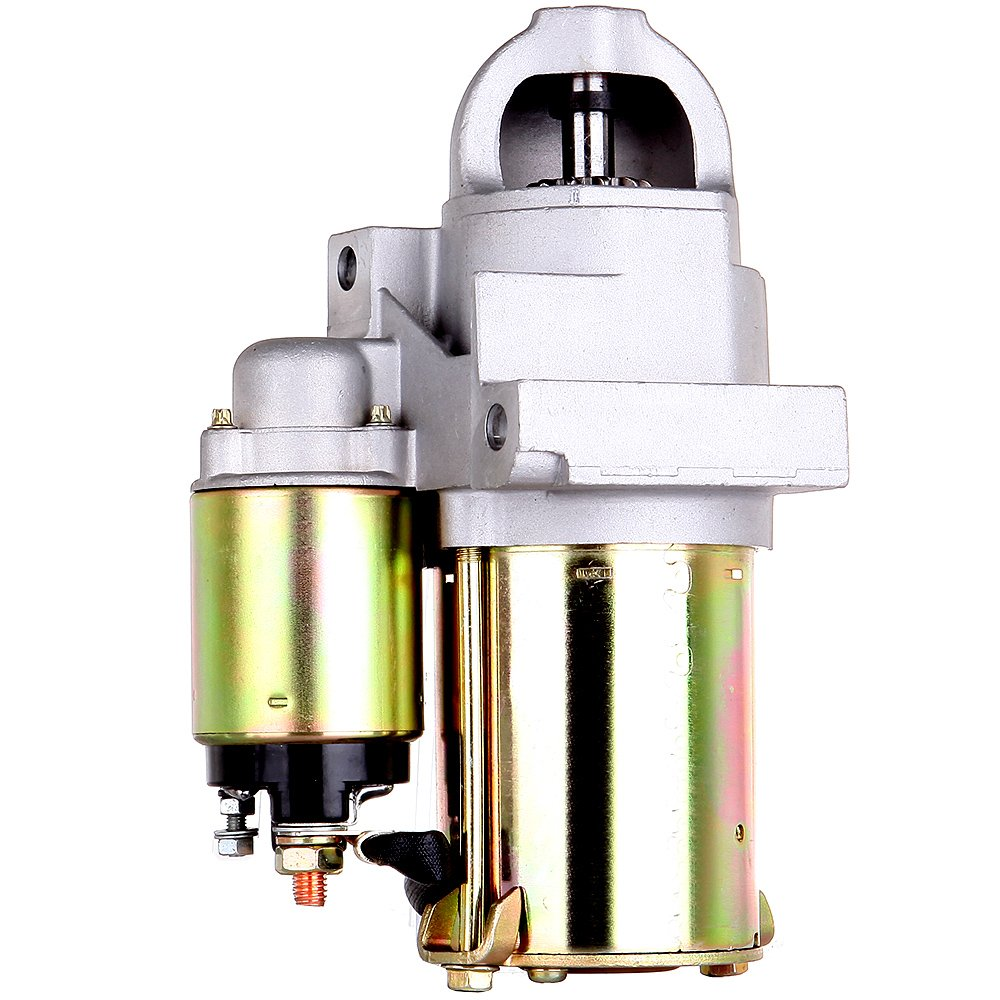 ECCPP Starter for SDR0086 Chevy 4.3L S10 Blazer, C Series Truck 99 00 01 02 03 04 & Astro Van 323-1399 323-1434 323-1470