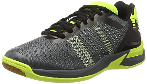Boys Attack Contender Caution Handball Shoes Kempa