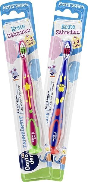 cepillo de dientes Primera dientecito, 1 pieza: Amazon.es: Salud y cuidado personal
